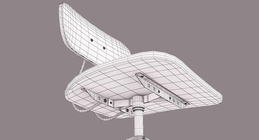 Krzesło przemysłowe royalty-free 3d model - Preview no. 16