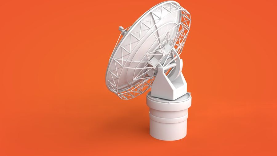 Antenne royalty-free 3d model - Preview no. 1