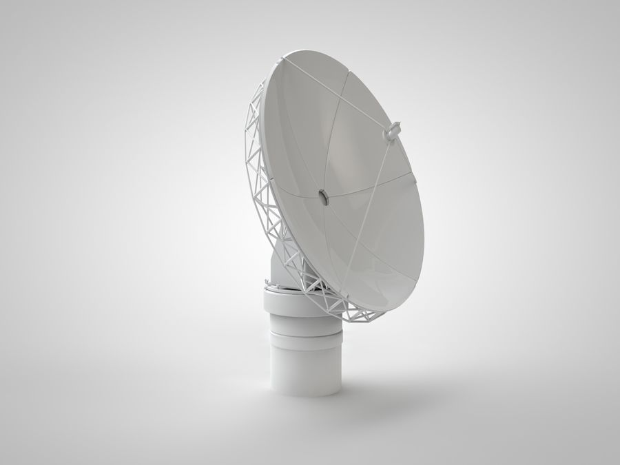 Antenne royalty-free 3d model - Preview no. 5