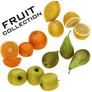 水果收集 3d model
