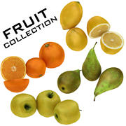 Fruit Collection 3d model