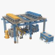 Część przemysłowa_3 3d model
