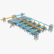 Część przemysłowa_4 3d model