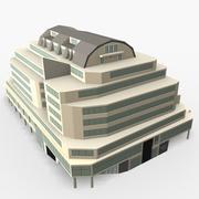 Perform Business Center Sofia Bulgaria 3d model