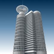 Building 05 3d model