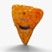 Monster Chips 3d model