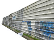 금속 건축 방벽 (2) 3d model