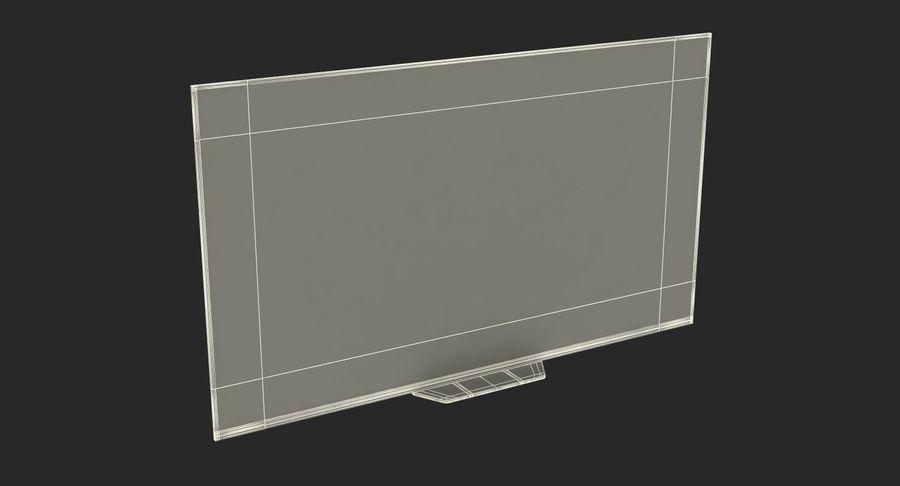 Sony OLED TV Bravia AF8 Off royalty-free 3d model - Preview no. 15