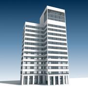 Edifício 13 3d model