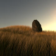 Natürlichen Umgebung 3d model