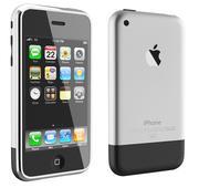 iPhone 2G (1st generation) 3d model