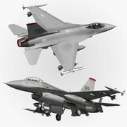 F16C Block 50 3d model