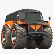 ATV Rover Shatun 3d model