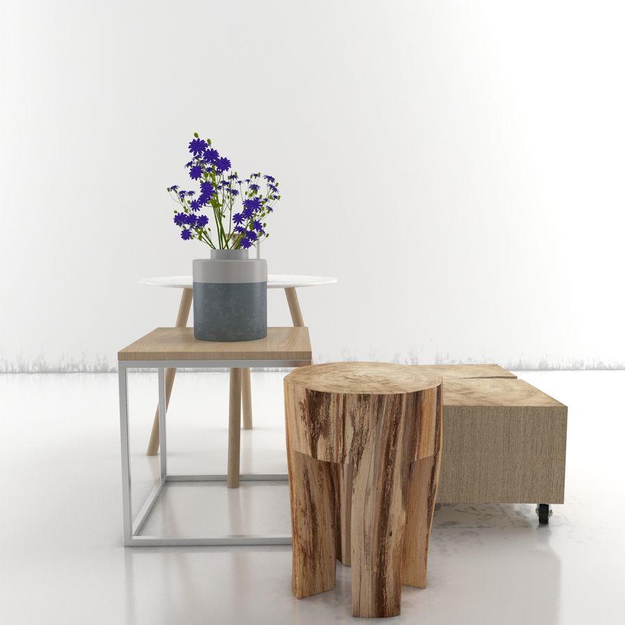 Coleção Furniture royalty-free 3d model - Preview no. 31