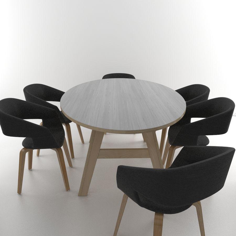 Coleção Furniture royalty-free 3d model - Preview no. 6