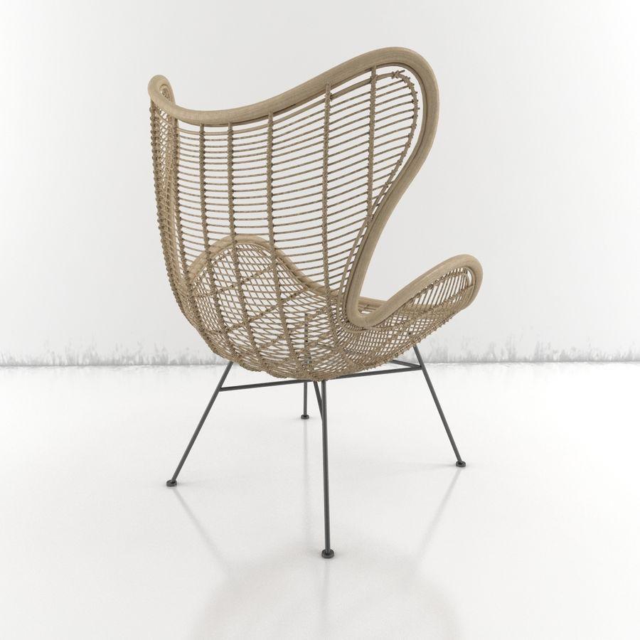 Coleção Furniture royalty-free 3d model - Preview no. 21