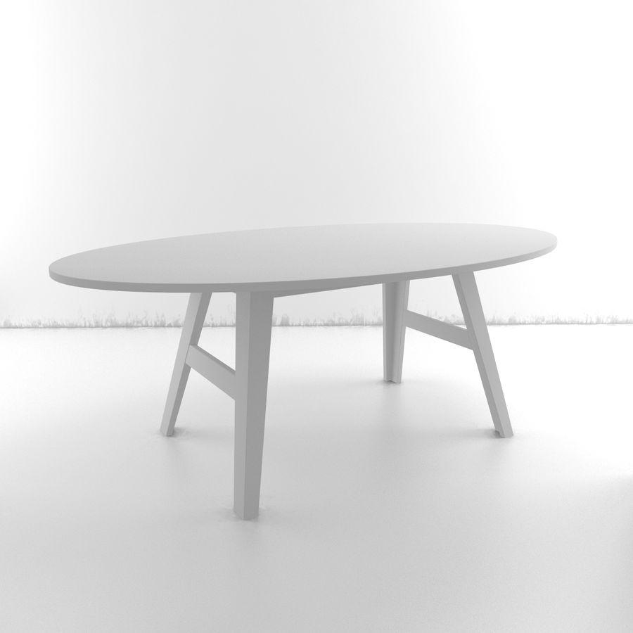 Coleção Furniture royalty-free 3d model - Preview no. 8