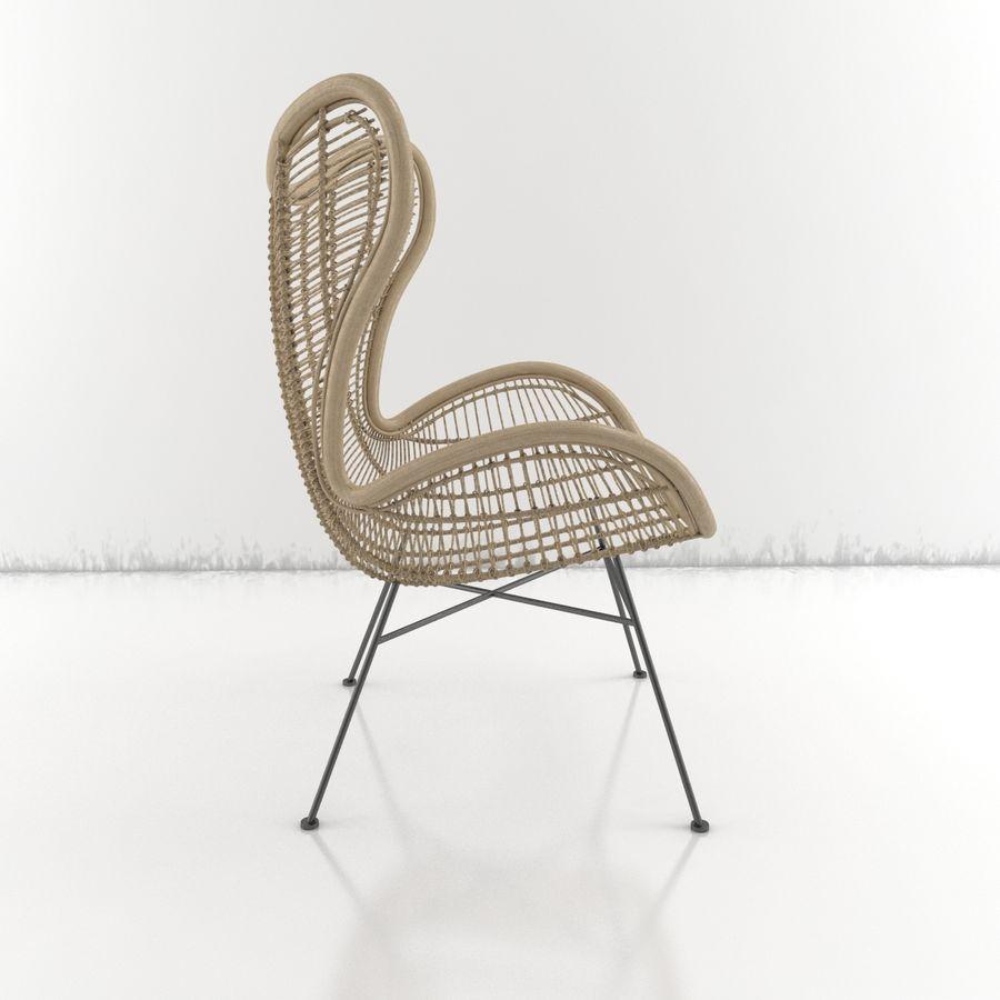 Collection de meubles royalty-free 3d model - Preview no. 20