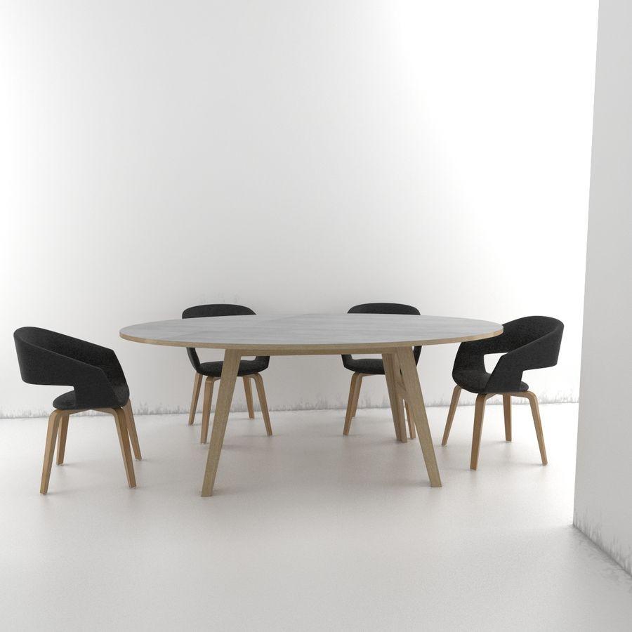 Coleção Furniture royalty-free 3d model - Preview no. 4