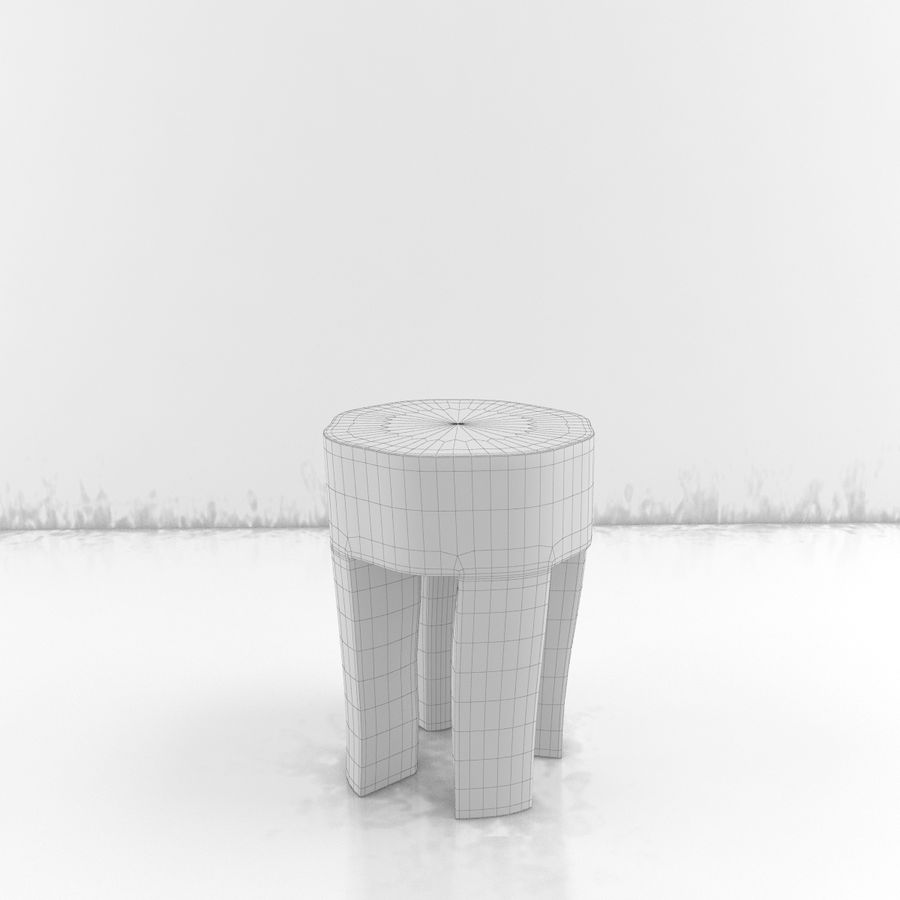 Collection de meubles royalty-free 3d model - Preview no. 29