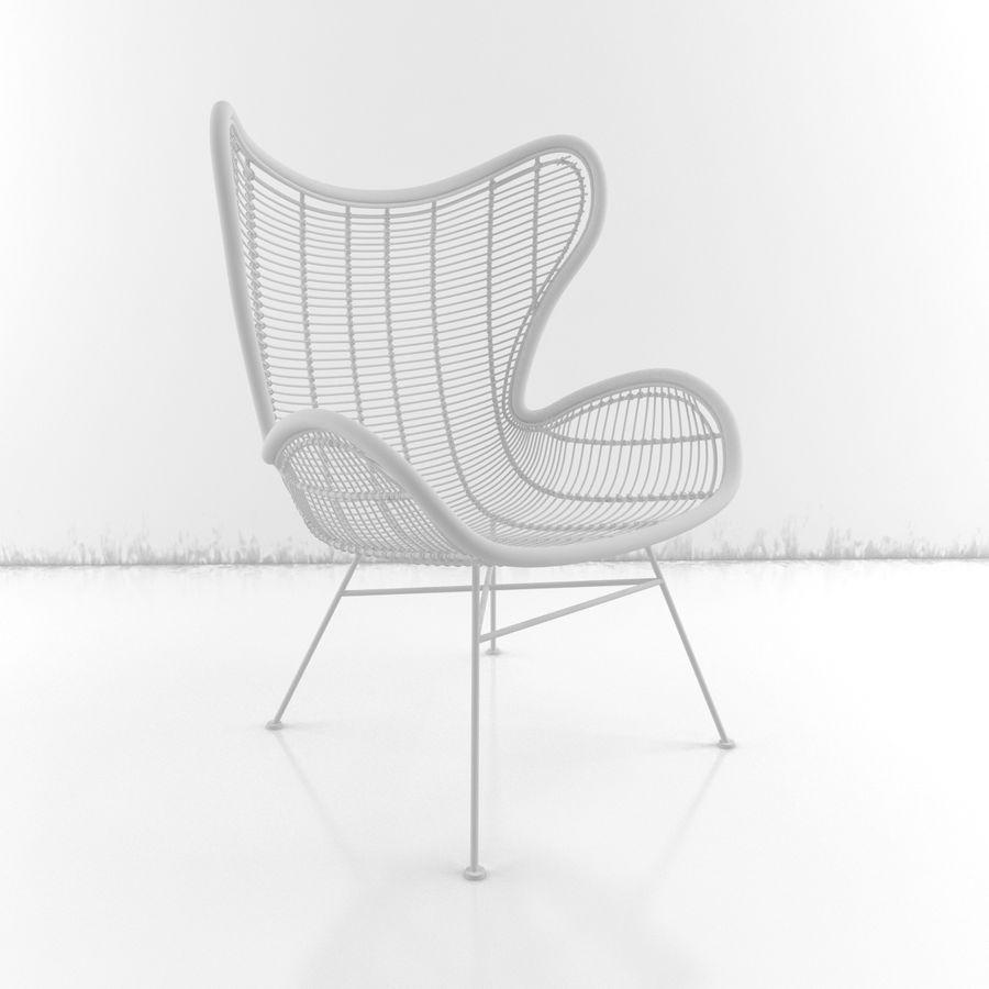 Collection de meubles royalty-free 3d model - Preview no. 24
