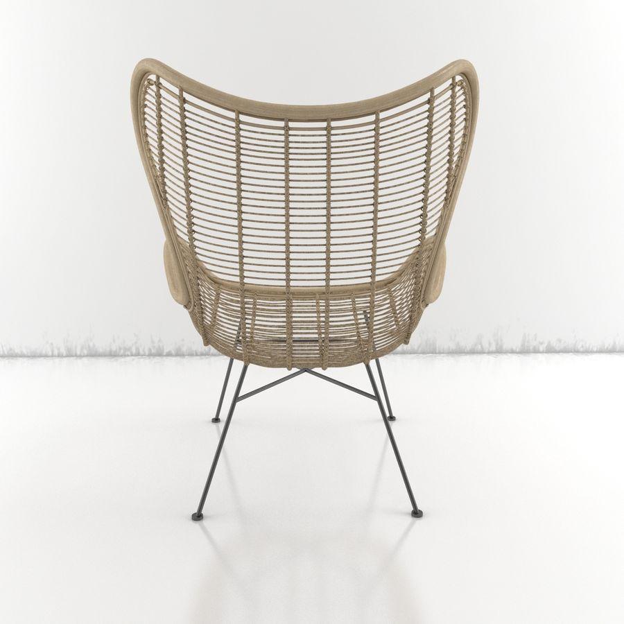 Coleção Furniture royalty-free 3d model - Preview no. 22