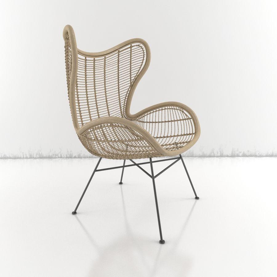 Coleção Furniture royalty-free 3d model - Preview no. 19