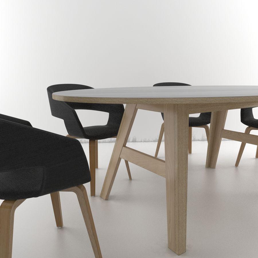 Coleção Furniture royalty-free 3d model - Preview no. 5