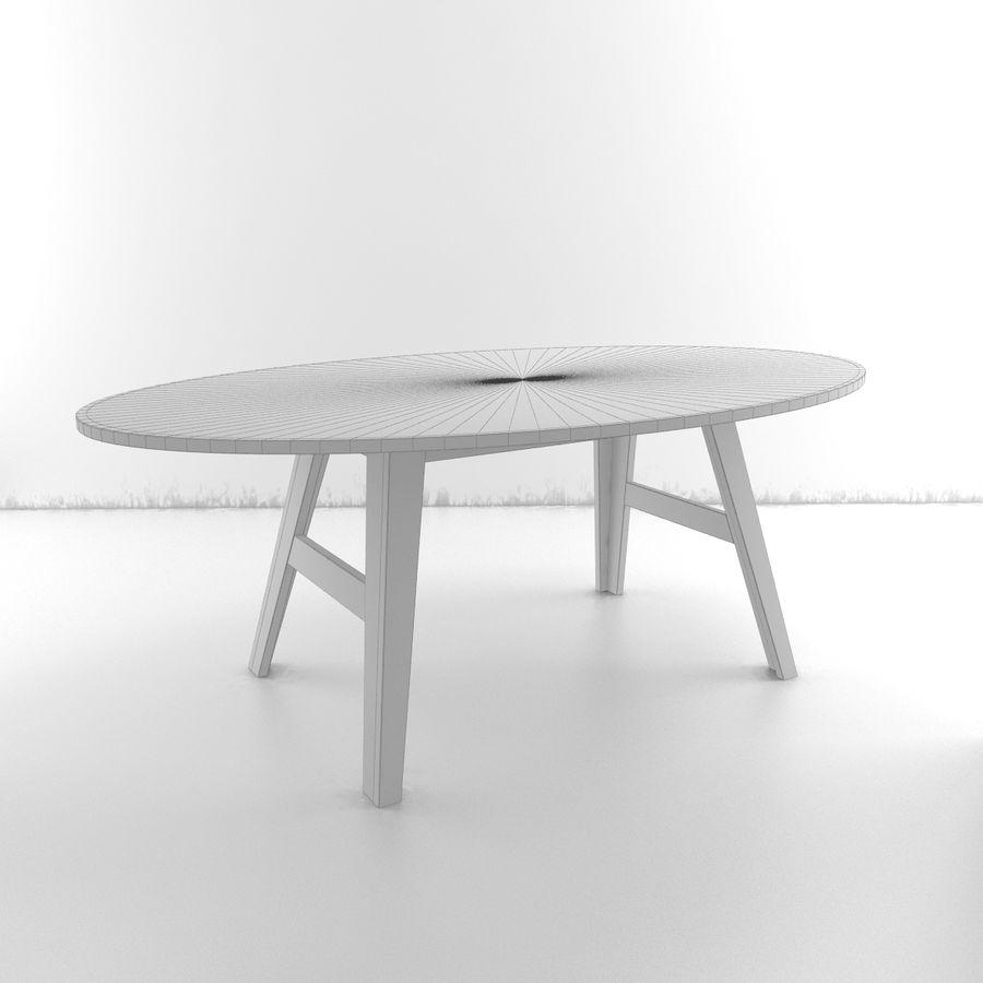 Coleção Furniture royalty-free 3d model - Preview no. 9