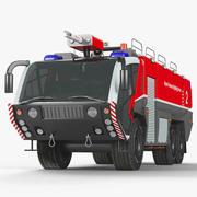 Rosenbauer Panther 6x6 3d model