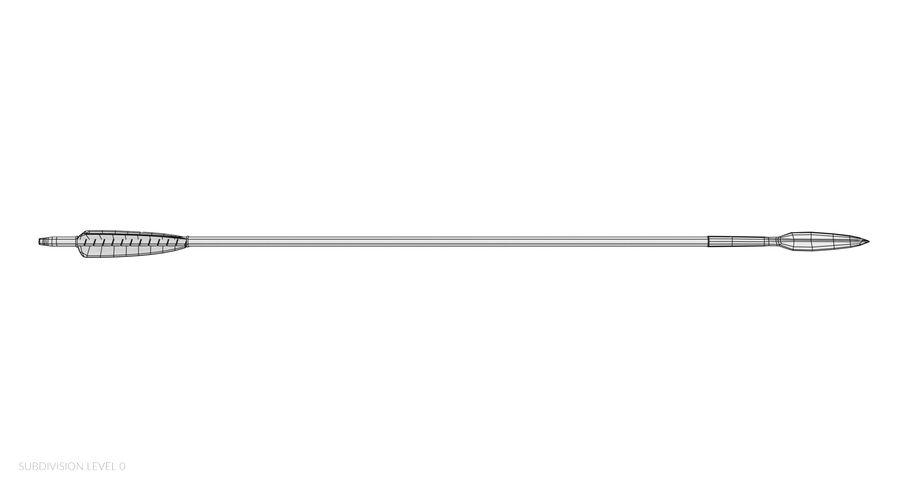 Setas; flechas royalty-free 3d model - Preview no. 24