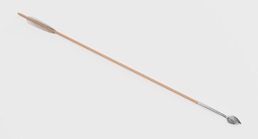 Setas; flechas royalty-free 3d model - Preview no. 9