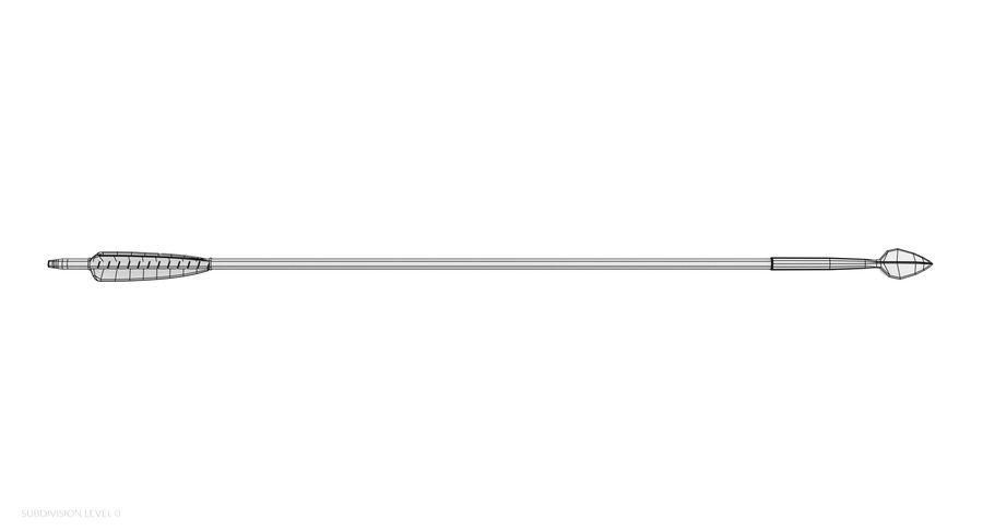 Setas; flechas royalty-free 3d model - Preview no. 22