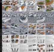 Urban Elements Complete 3 3d model