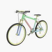 自転車3Dモデル 3d model
