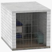 Fängelsecell 02 3d model