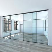 raumplus partitional wall 3d model