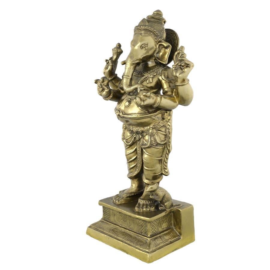 ganesha royalty-free 3d model - Preview no. 9