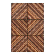 Wooden Wall Panel 3D 모델 3d model