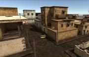 Arabiska staden 3d model