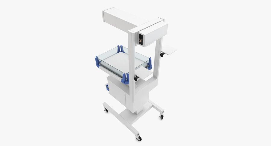 Medicinsk - Spädbarn varmare royalty-free 3d model - Preview no. 4