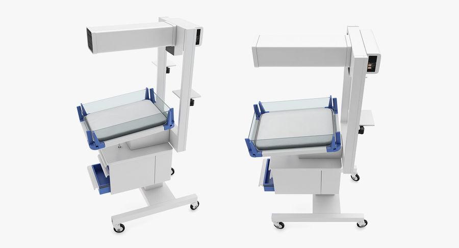 Medicinsk - Spädbarn varmare royalty-free 3d model - Preview no. 5