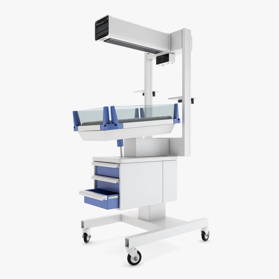 Medicinsk - Spädbarn varmare royalty-free 3d model - Preview no. 1