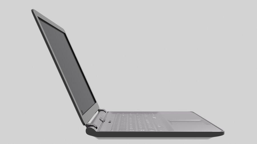 Ordinateur de bureau royalty-free 3d model - Preview no. 6