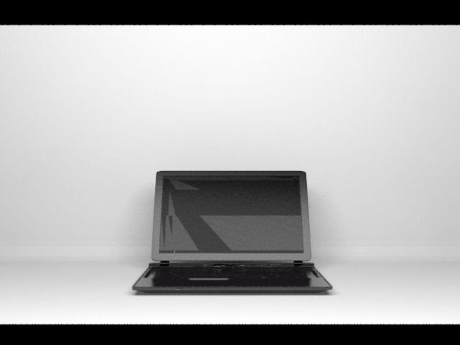 Ordinateur de bureau royalty-free 3d model - Preview no. 3