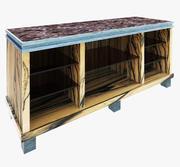 Commode de meubles pour TV 3d model