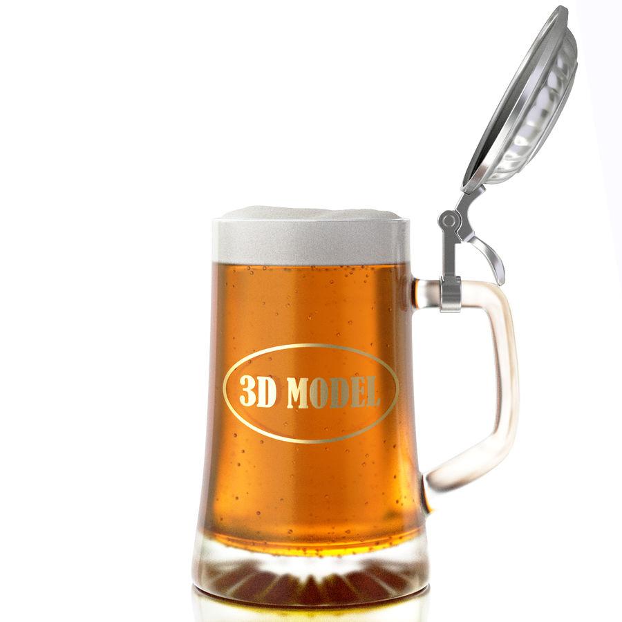 Hao-zhuokun Jarra de Cerveza Jarra de Cerveza Medieval con Tapa,Jarra de cer/ámica Multicolor en Forma de Jarra Jarra de Cerveza,d/ía del Padre,Navidad G