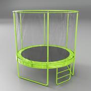 Childrens Trampoline 3d model
