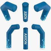 Zip-Off 1000-96 inflatable arch Axion 3d model