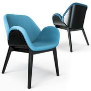 扶手椅唇 3d model